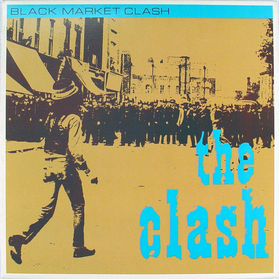 "The Clash Vinyl 10"" (Used)"