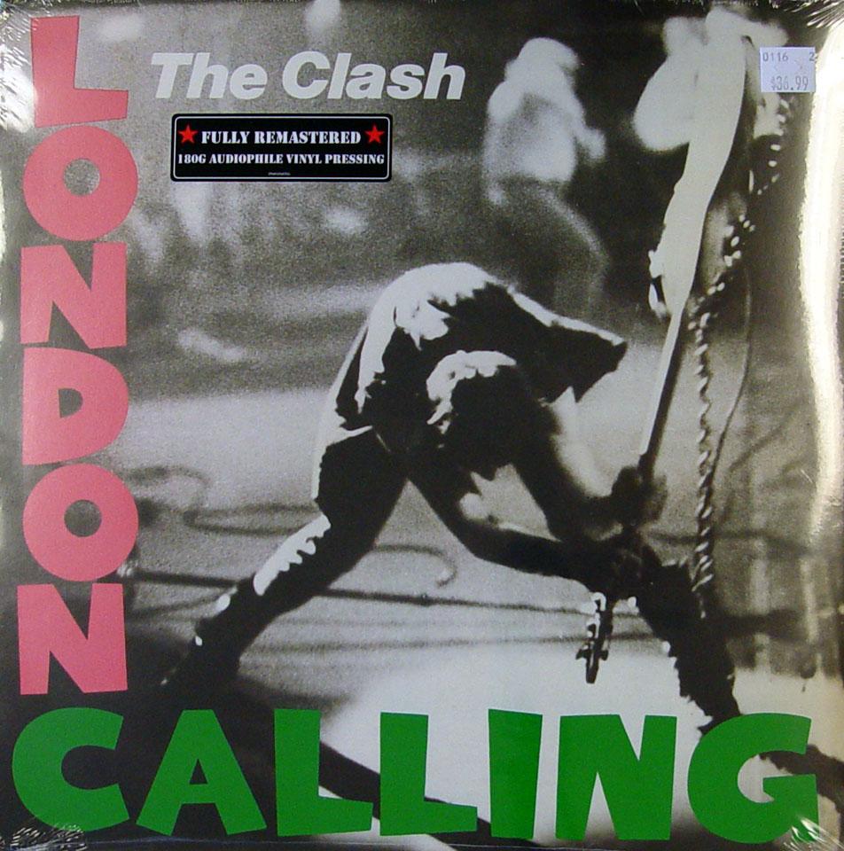 """The Clash Vinyl 12"""" (New)"""