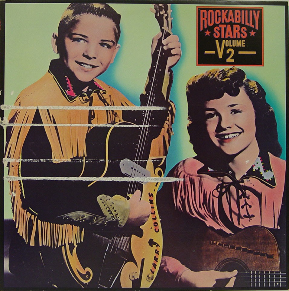 "The Collins Kids Vinyl 12"" (Used)"