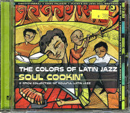 The Colors Of Latin Jazz CD