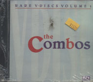 The Combos: Rare V-Discs Volume 1 CD
