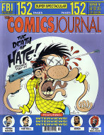 The Comics Journal #152 Magazine