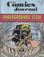The Comics Journal Aug 1, 1984 Magazine