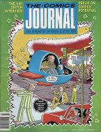 The Comics Journal No. 123 Magazine