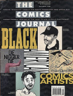 The Comics Journal No. 160 Magazine