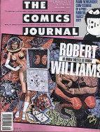 The Comics Journal No. 161 Magazine