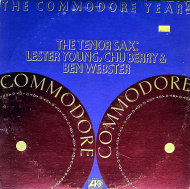 "The Commodore Years: The Tenor Sax Vinyl 12"" (Used)"