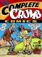 The Complete Crumb Comics Vol. 9 Book