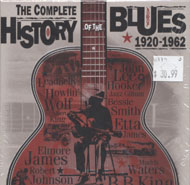 The Complete History Of The Blues CD
