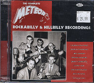 The Complete Meteor Rockabilly & Hillbilly Recordings CD