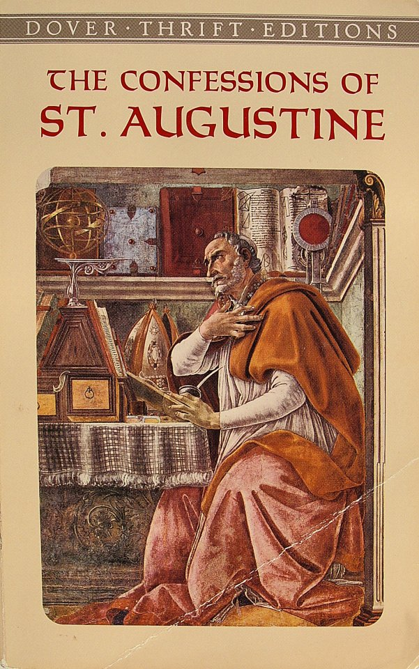 one page summary on st augustines The ten main contributions of augustine to philosophy 1 theory of time: in the confessions book 11 augustine developed a very provocative concept of time 2 learning language: augustine attempted to explain how small children learn and ex.