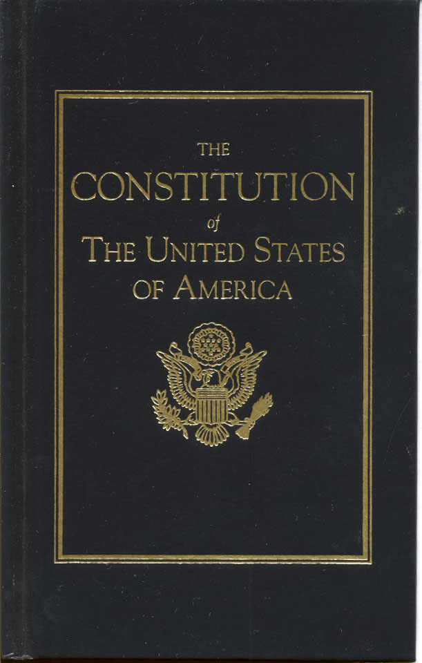 The Constitution Of The United States Of America And The Constitution Of The Confederate States Of America