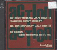 The Contemporary Jazz Quartet CD