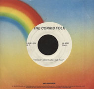 "The Corrib Folk Vinyl 7"" (Used)"