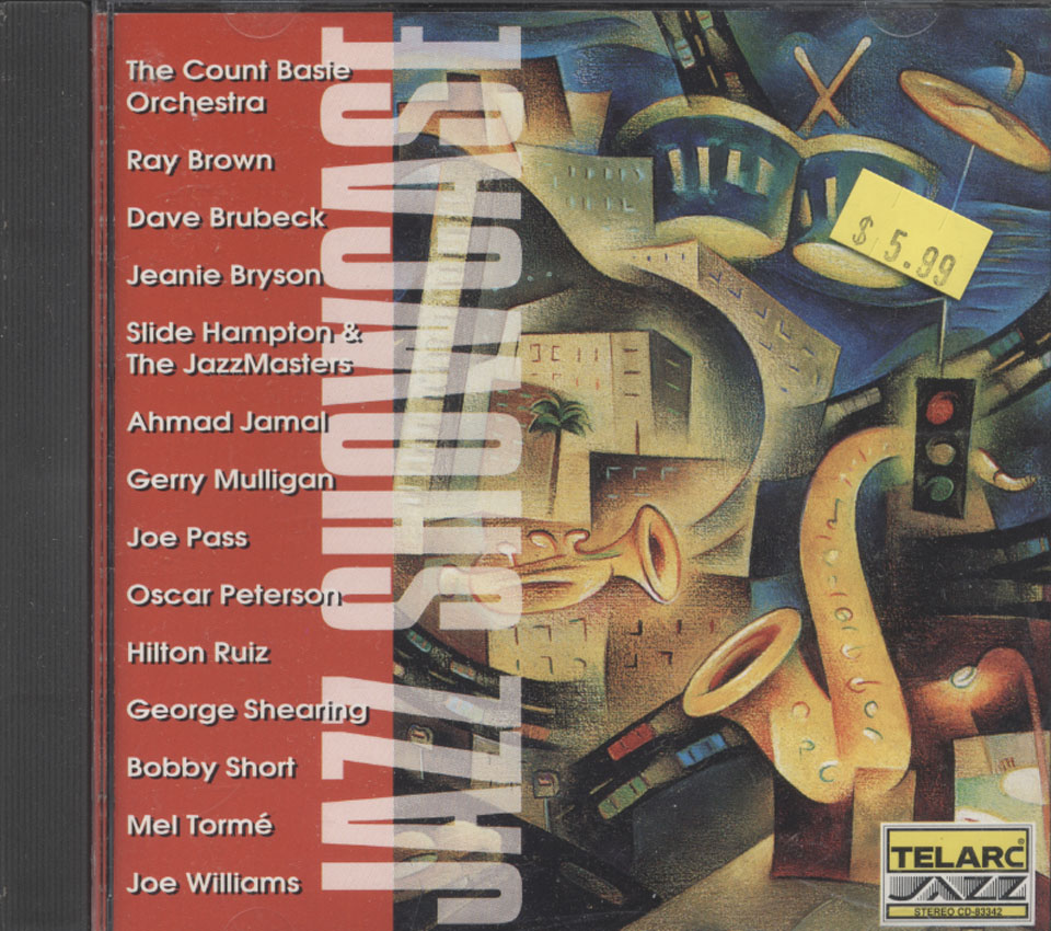 The Count Basie Orchestra CD