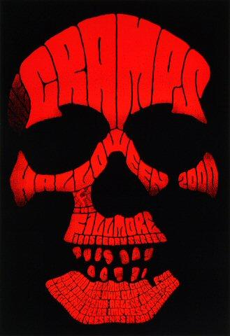 The Cramps Poster