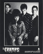 The Cramps Promo Print