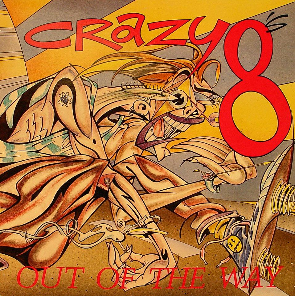 """The Crazy 8's Vinyl 12"""" (Used)"""