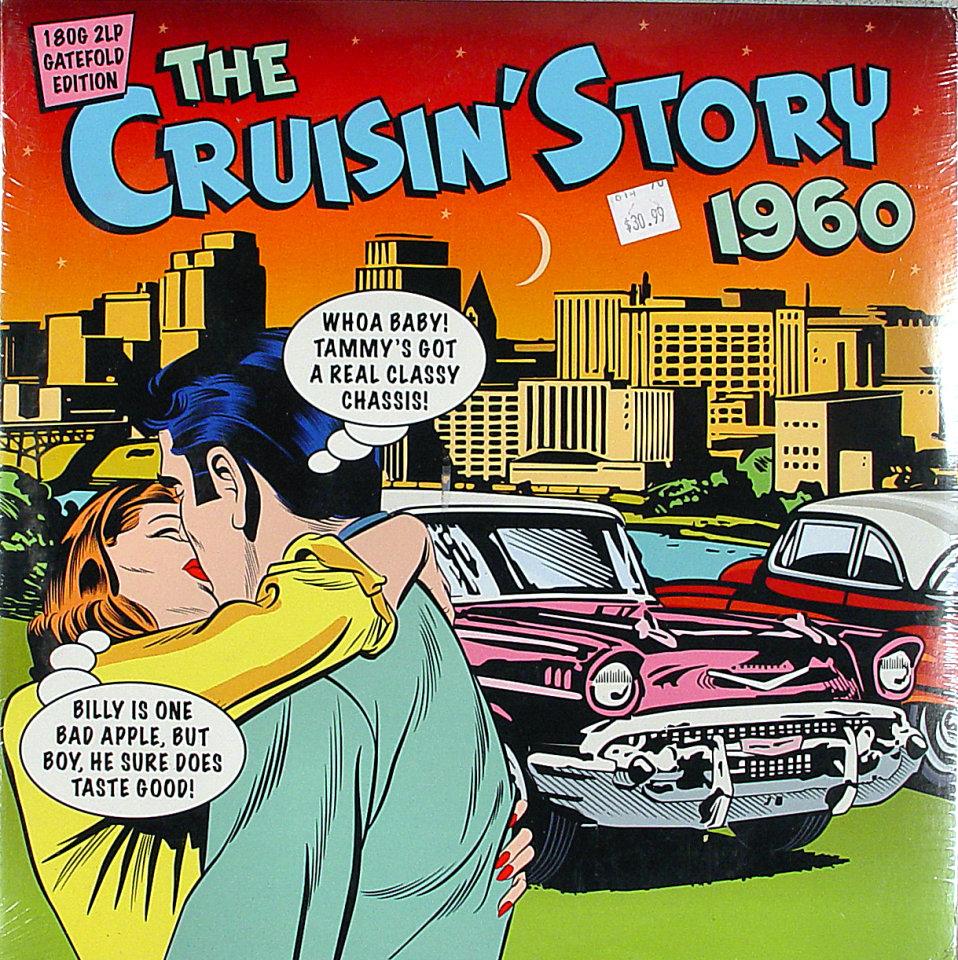 "The Cruisin' Story 1960 Vinyl 12"" (New)"