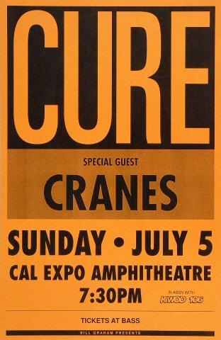 The Cure Poster