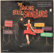 "The Dancing Beat of the Swing Bands Vinyl 12"" (Used)"