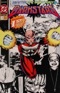 The Darkstars Comic Book