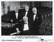 The Dave Brubeck Quartet Promo Print