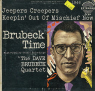 "The Dave Brubeck Quartet Vinyl 7"" (Used)"