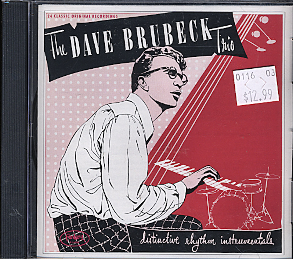 The Dave Brubeck Trio CD