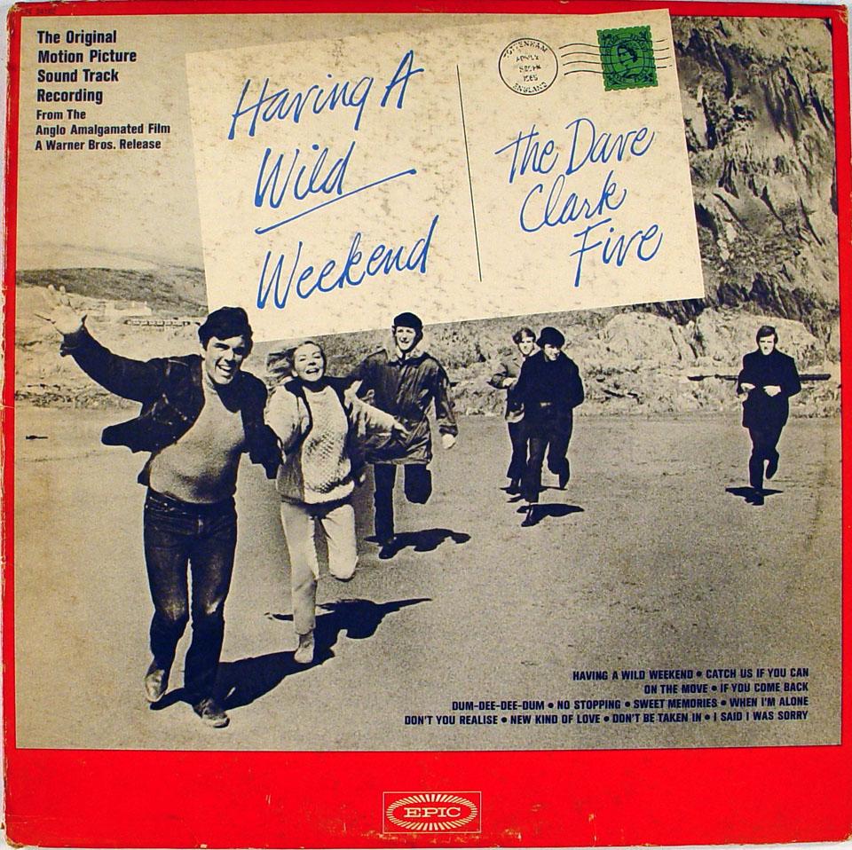"The Dave Clark Five Vinyl 12"" (Used)"