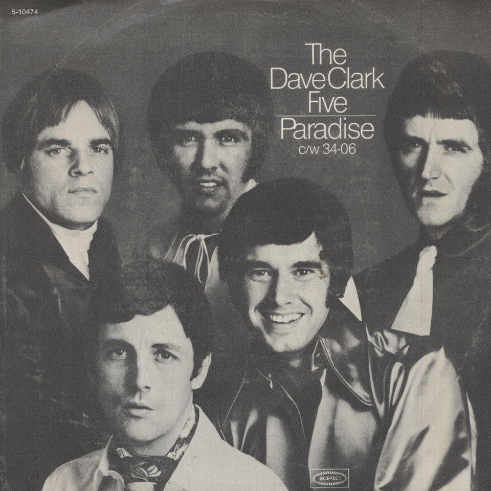 "The Dave Clark Five Vinyl 7"" (Used)"
