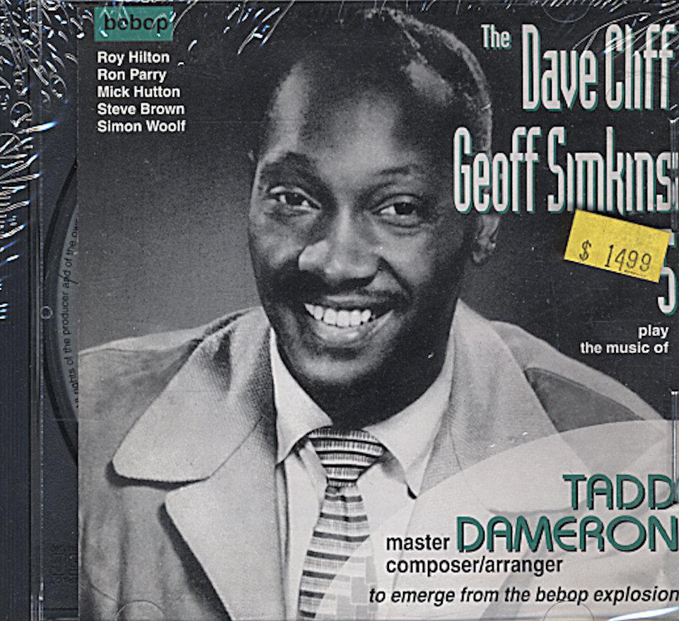 The Dave Cliff Geoff Simkins 5 CD