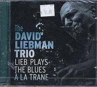 The Dave Liebman Trio CD