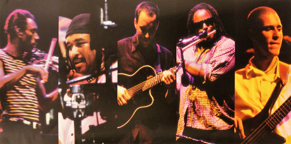 The Dave Matthews Band Poster