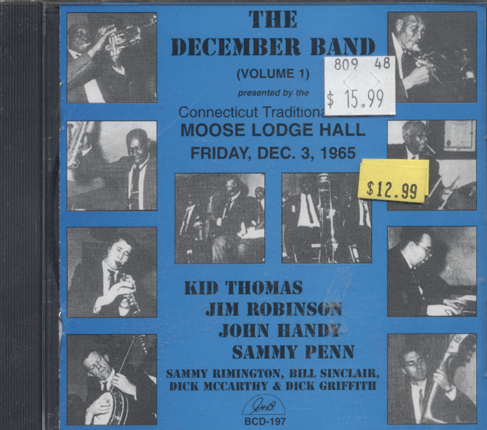 The December Band CD