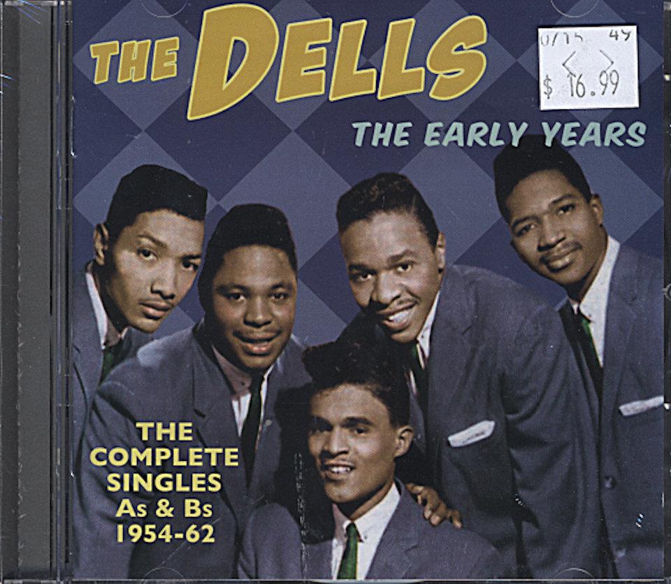 The Dells CD