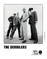 The Derailers Promo Print