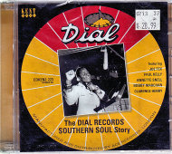 The Dial Records Southern Soul Story CD