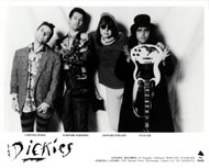 The Dickies Promo Print
