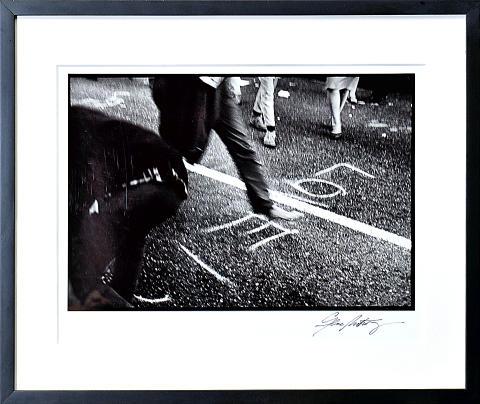 The Diggers Framed Fine Art Print