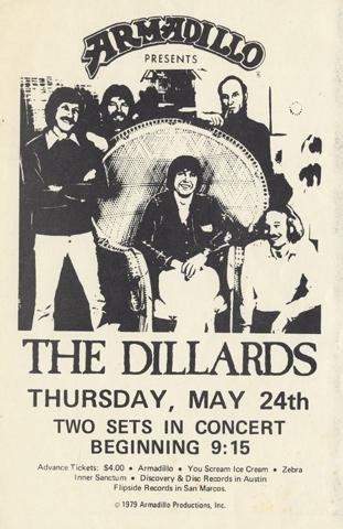The Dillards Handbill