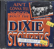 The Dixie Stompers CD