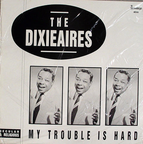 "The Dixieaires Vinyl 12"" (New)"