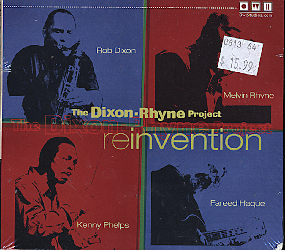 The Dixon-Rhyne Project CD