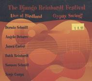 The Django Reinhardt Festival CD
