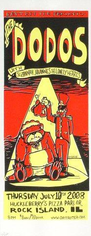 The Dodos Poster