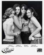The Donnas Promo Print