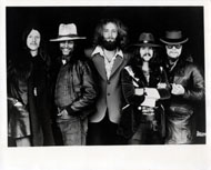 The Doobie Brothers Vintage Print