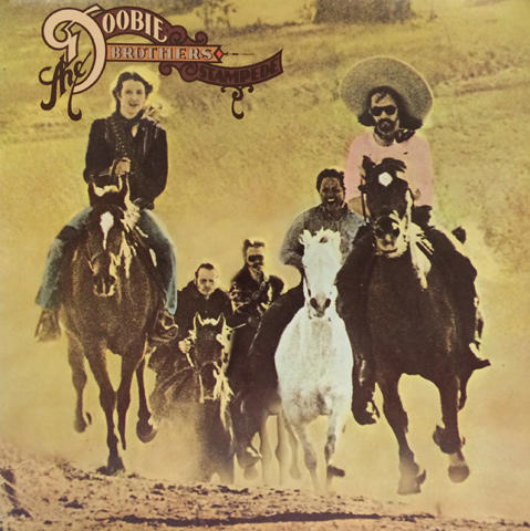 "The Doobie Brothers Vinyl 12"" (Used)"