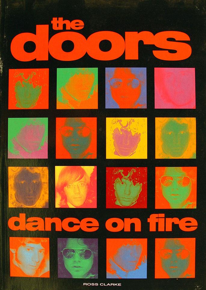 The Doors Dance On Fire